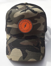 CAMO SNAP-BACK CAP - Limited edition
