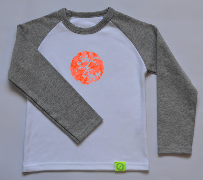 NEW! LONG SLEEVE RAGLAN. Limited edition