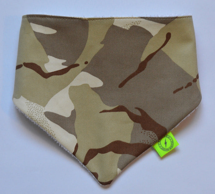 BANDANA CAMO BIB - 50% off marked price