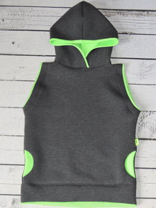 HOODED TANK - 50% off marked price