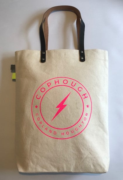 COPHOUGH TOTE BAG..limited edition.