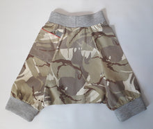 CAMO PARACHUTE PANT - 50% off marked price