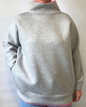 OVERSIZED SCUBA SWEATER