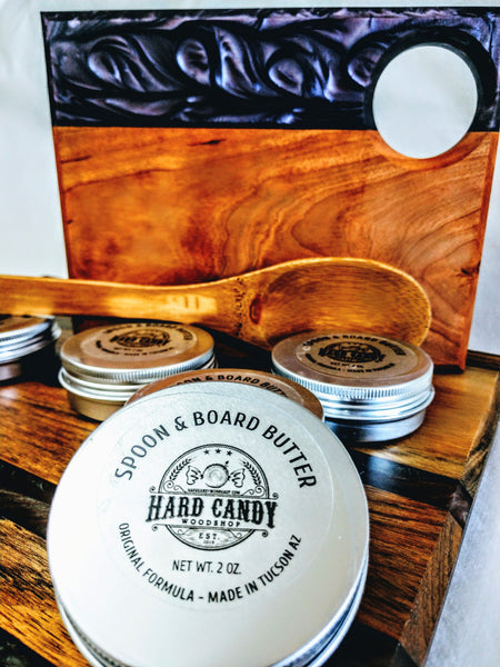 Spoon And Board Butter / Original Honey Formula - Hard Candy Woodshop
