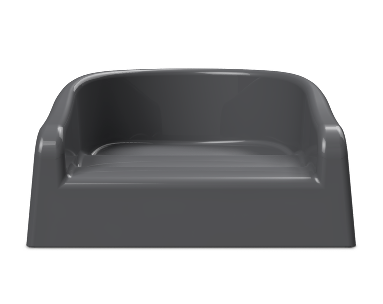 Soft boosterSEAT Galactic Grey