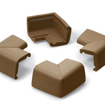 Cushiony Jumbo cornerGUARDs (4) Chocolate