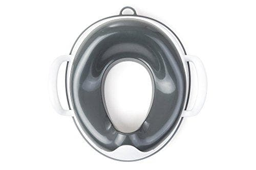 weePOD® Toilet Trainer SQUISH™ Galactic Grey