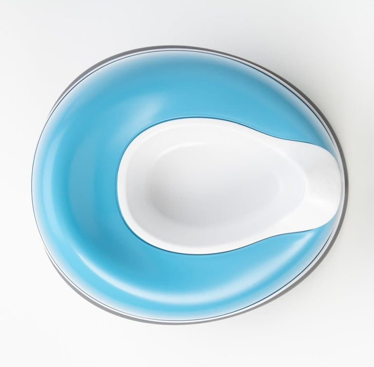 pottyPOD® Basix Berry Blue___Plastic top & base Barcode: 049345001365 HTC: 3922-90-0000 Unit Weight: 0.66kg. Volume: 0.018cbm. Country of origin: China - Prince Lionheart UK