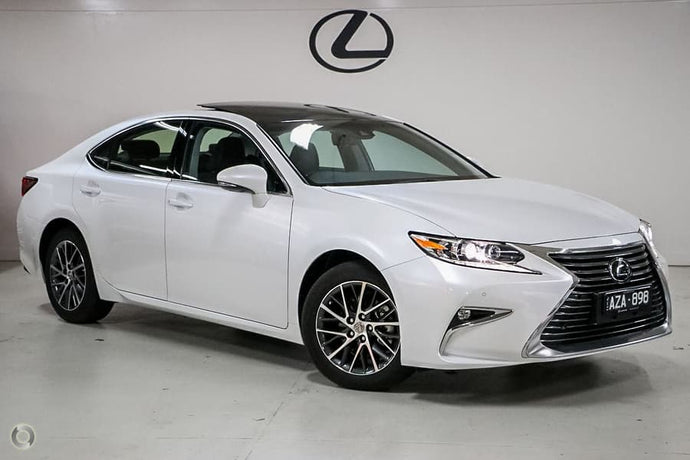【官方Demo车】2018 Lexus Es350 Sports Luxury GSV60R轿车,首付20500,月租低至1360