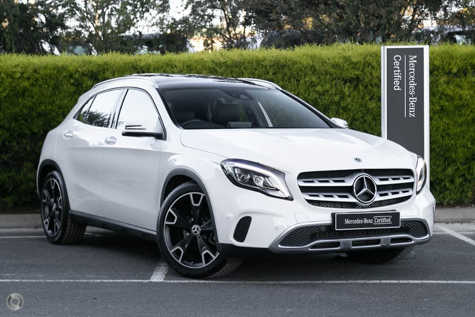 【官方认证二手车】2018 Mercedes-Benz GLA 250 Wagon,首付21100,月租低至1400