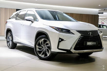 Load image into Gallery viewer, 【官方认证二手车】2018 Lexus Rx RX350L Sports Luxury GGL26R,首付25000,月租低至1660