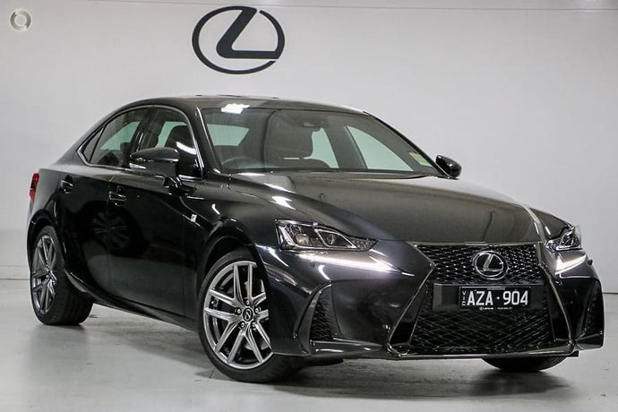 【官方Demo车】2018 Lexus Is300 F Sport ASE30R轿车,首付18500,月租低至1219