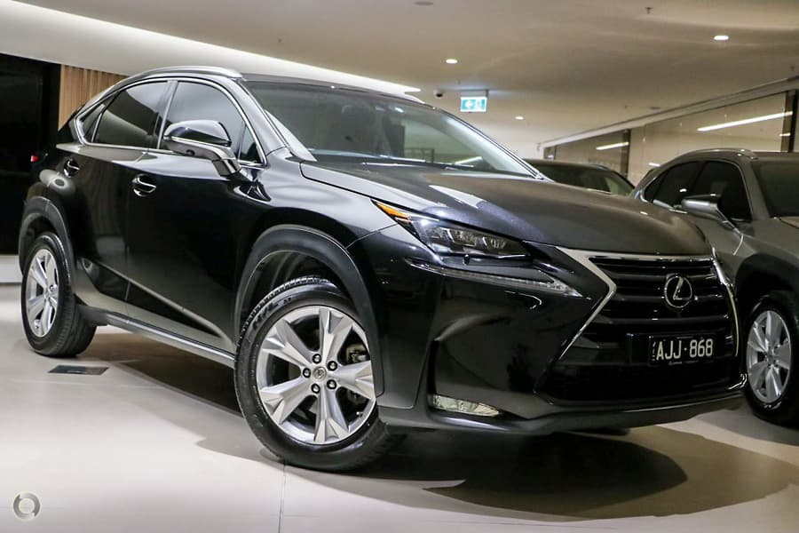 【官方认证二手车】2016 Lexus Nx NX200t Sports Luxury AGZ15R SUV, 首付16900,月租低至1118
