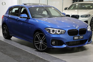 【官方认证二手车】2019 BMW 118I M SPORT SHADOW EDITION,首付13100,月租低至870