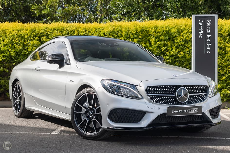 【官方认证二手车】2016 Mercedes-Benz C 43 AMG Coupe,首付24400,月租低至1620