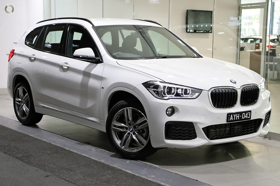 【官方Demo车】2018 BMW X1 SDRIVE20I,首付16700,月租低至1100