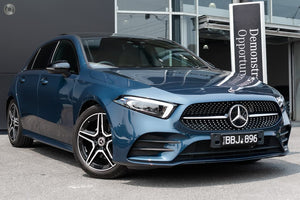【官方Demo车】2019 Mercedes-Benz A 180 Hatch,首付14900,月租低至990
