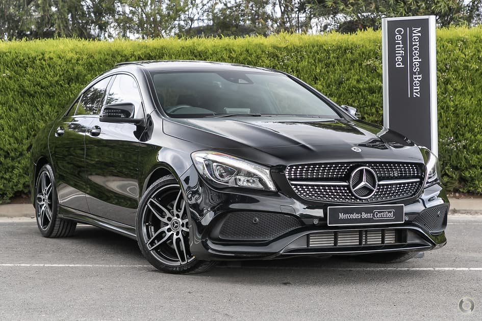 【官方认证二手车】2018 Mercedes-Benz CLA 220 D Coupe,首付18800,月租低至1240