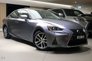 【官方认证二手车】2018 Lexus Is IS300 Luxury ASE30R,首付16300,月租低至1080