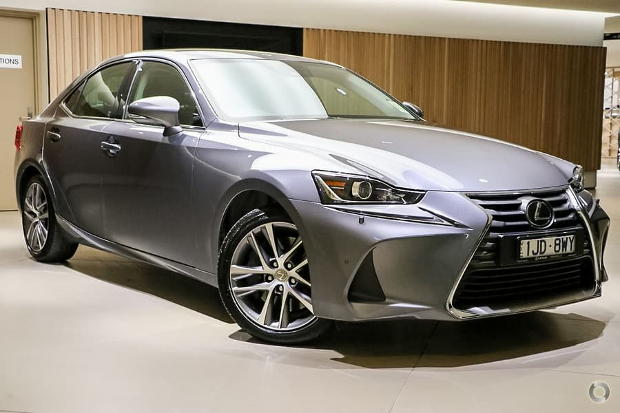 【官方认证二手车】2018 Lexus Is IS300 Luxury ASE30R,首付14600,月租低至980