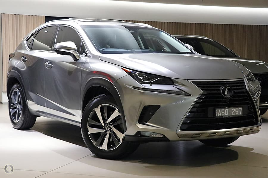 【官方认证二手车】2018 Lexus Nx NX300 Sports Luxury AGZ15R,首付19900,月租低至1320