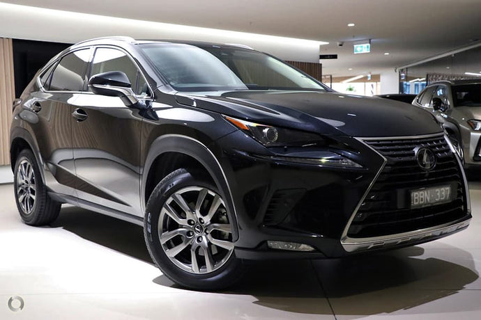 【官方Demo车】2018 Lexus Nx NX300 Luxury AGZ15R,首付18100,月租低至1200