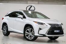 Load image into Gallery viewer, 【官方认证二手车】2017 Lexus Rx350 Luxury GGL25R轿车,首付22000,月租低至1460