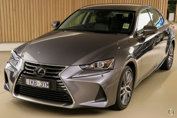 【官方认证二手车】2018 Lexus Is IS300 Luxury ASE30R,首付16600,月租低至1100
