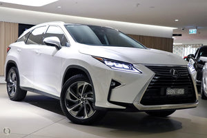 【官方Demo车】2018 Lexus Rx RX350 Sports Luxury GGL25R,首付39000,月租低至1640