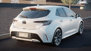 【官方全新车】2019 Toyota Corolla ZR Hatch Automatic CVT(汽油版),首付12000,月租低至790
