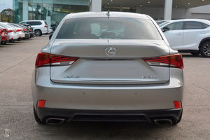 【官方Demo车】2018 Lexus Is300 F Sport ASE30R轿车,首付20200,月租低至1340