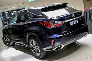 【官方认证二手车】2018 Lexus Rx350 Sports Luxury GGL25R SUV, 首付25500,月租低至1680