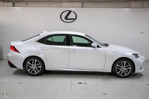 【官方Demo车】2018 Lexus Is300 Luxury ASE30R轿车,首付17500,月租低至1159