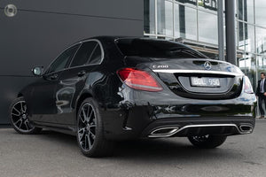 【官方认证Demo车】2019 Mercedes-Benz C 200 Sedan,首付22100,月租低至1460
