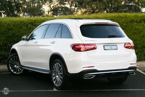【官方认证二手车】2019 Mercedes-Benz GLC 250 D Wagon,首付25300,月租低至1680