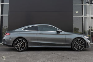 【官方Demo车】2019 Mercedes-Benz C 200 Coupe,首付20500,月租低至1360