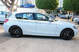 【官方认证二手车】2019 BMW 118I M SPORT SHADOW EDITION,首付13700,月租低至906