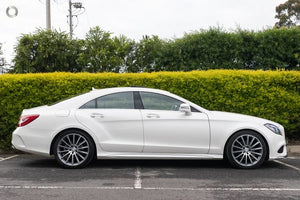 【官方认证二手车】2017 Mercedes-Benz CLS 250 D Coupé,首付18700,月租低至1300