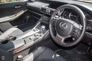 【官方Demo车】2018 Lexus Is300 Luxury ASE30R轿车,首付18500,月租低至1219