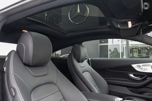 【官方认证二手车】2019 Mercedes-Benz C 200 Coupé,首付19900,月租低至1320