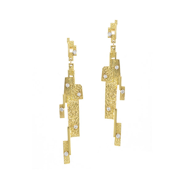 Brutalist Earrings
