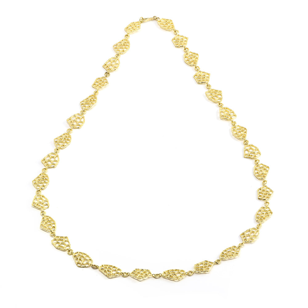 Honeycomb Mid-Century Chain