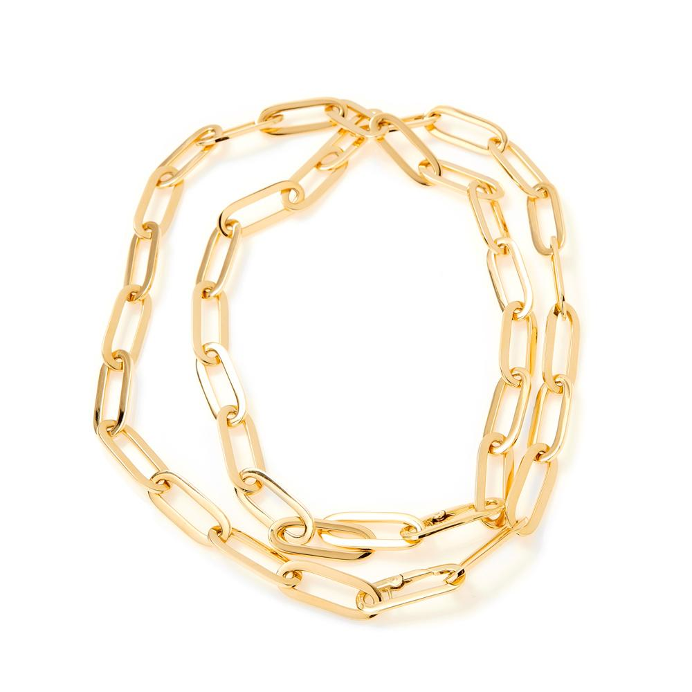 Rectangular Long Chain
