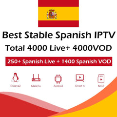 Credits With Control Panel For Procaja IPTV Resellers Europe IPTV French Spain Araic IPTV