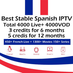 French IPTV Panel Belgium Spain Arabic France IPTV Support Android m3u Enigma MAG iOS Française channel