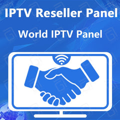 World IPTV control panel with credits contains 10000+Live for IPTV resellers IPTV M3U Nederlands Nordic Israel UK Switherlands