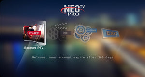 Neotv pro IPTV French iptv Subscription code for France Belgium Arabic football Support M3u Enigma2 Smart TV PC Android App iptvprocaja