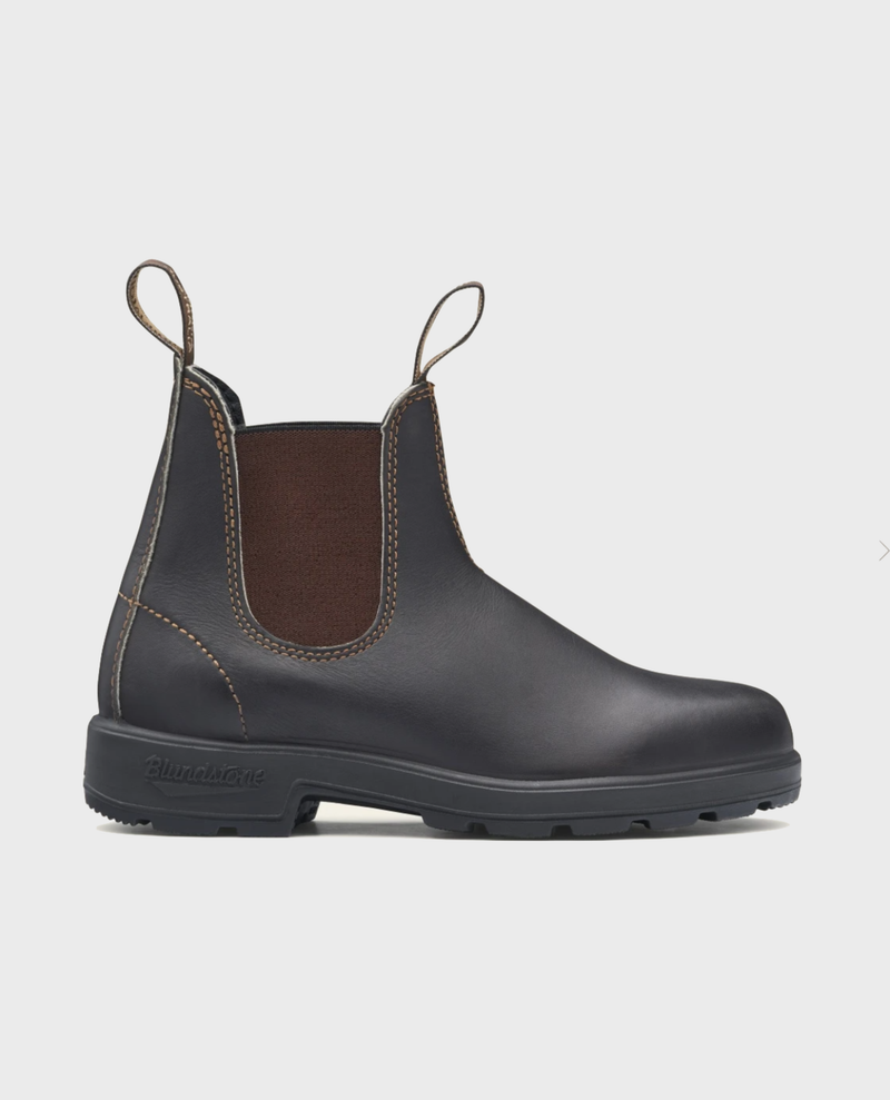 W's #500 Chelsea Boot- Stout Brown - Island Outfitters