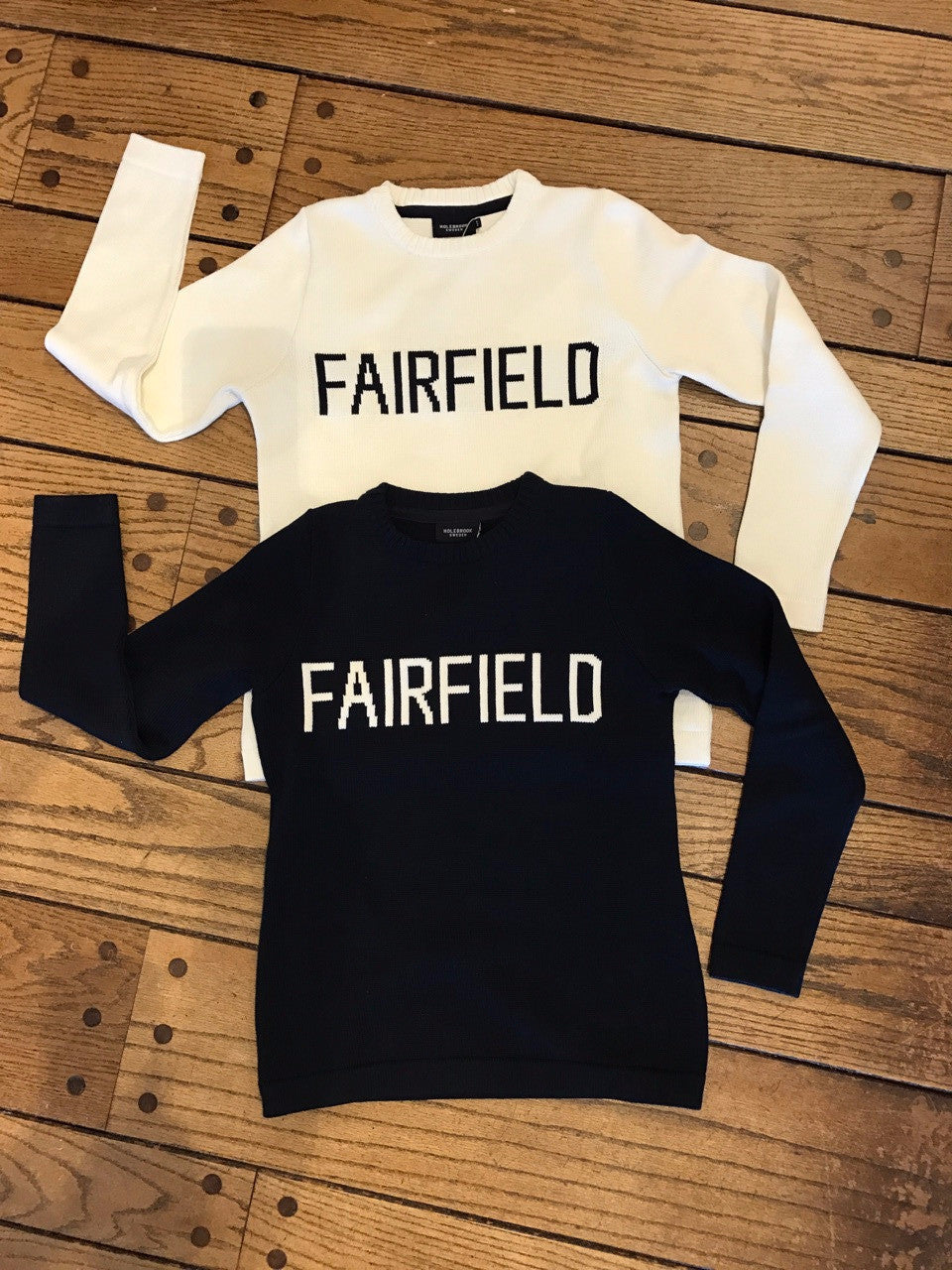 Faifield Town Sweater - Island Outfitters