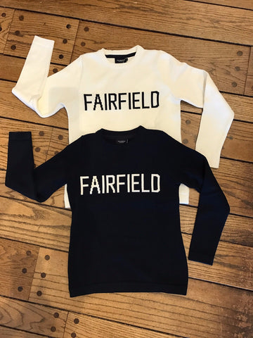 "Custom ""Fairfield"" Holebrook Sweater"